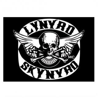 LYNYRD SKYNYRD Skull, ポストカード