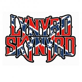 LYNYRD SKYNYRD Flag, ポストカード
