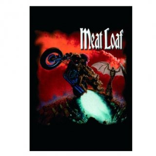 MEAT LOAF Bat Out Of Hell, ポストカード