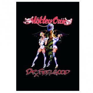 MOTLEY CRUE Dr Feelgood, ポストカード