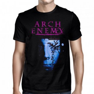 ARCH ENEMY Stigmata Eye Nail Black, Tシャツ