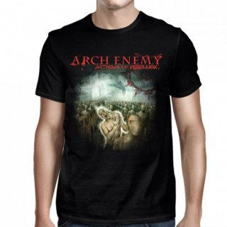 ARCH ENEMY Anthems Of Rebellion Black, Tシャツ