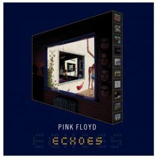 PINK FLOYD Echoes, グリーティングカード