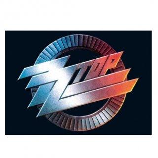 ZZ TOP Circle, ポストカード