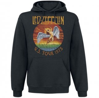 LED ZEPPELIN Usa Tour 1975, パーカー