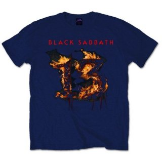 BLACK SABBATH 13 New Album, Tシャツ