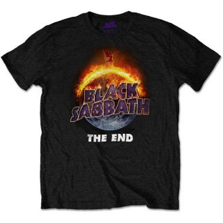 BLACK SABBATH The End, Tシャツ