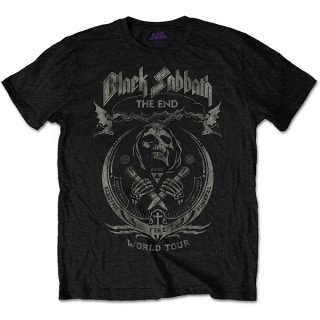 BLACK SABBATH The End Mushroom Cloud, Tシャツ