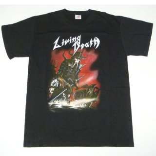LIVING DEATH Vengeance Of Hell, Tシャツ