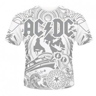 AC/DC Black Ice (Dye Sub) , Tシャツ
