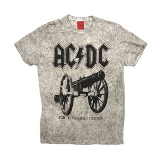 AC/DC For Those About To Rock (Speckle Wash), Tシャツ