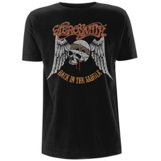 AEROSMITH Back In The Saddle, Tシャツ