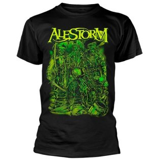 ALESTORM Take No Prisoners, Tシャツ