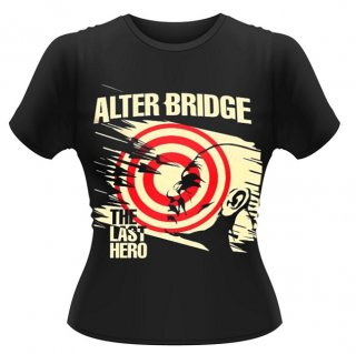 ALTER BRIDGE The Last Hero, レディースTシャツ