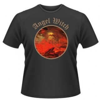 ANGEL WITCH Angel Witch, Tシャツ