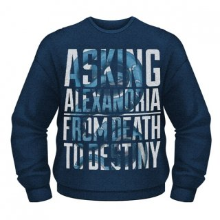 ASKING ALEXANDRIA Snakes, スウェットシャツ