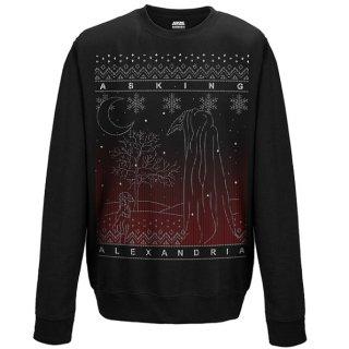 ASKING ALEXANDRIA The Black Christmas, スウェットシャツ