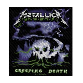 METALLICA Creeping Death, パッチ