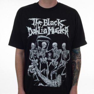 THE BLACK DAHLIA MURDER Danse Macabre, Tシャツ