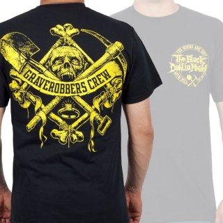THE BLACK DAHLIA MURDER Graverobbers Crew, Tシャツ