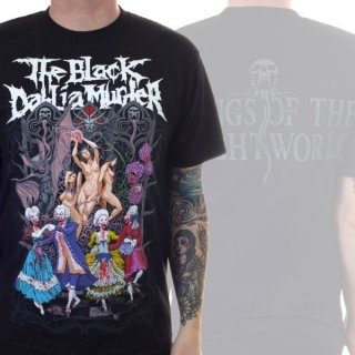 THE BLACK DAHLIA MURDER Kings Of The Nightworld, Tシャツ