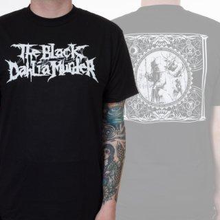 THE BLACK DAHLIA MURDER Nightbringers Logo, Tシャツ