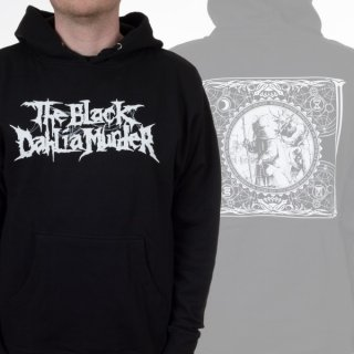 THE BLACK DAHLIA MURDER Nightbringers Logo, パーカー