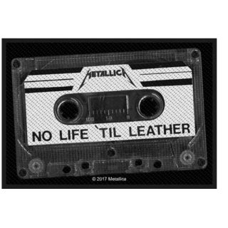 METALLICA No Life 'Til Leather, パッチ