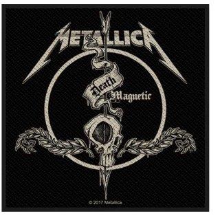 METALLICA Death Magnetic Arrow, パッチ