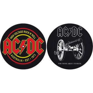 AC/DC For Those About To Rock/High Voltage, スリップマット(2枚入り)