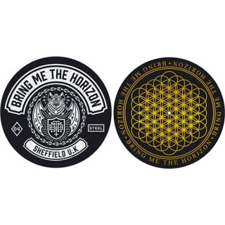 BRING ME THE HORIZON Sheffield Uk, スリップマット(2枚入り)