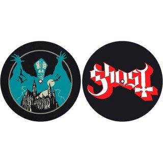 GHOST Opus Eponymous/Logo, スリップマット(2枚入り)
