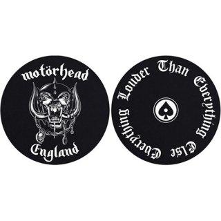 MOTORHEAD England / Louder, スリップマット(2枚入り)