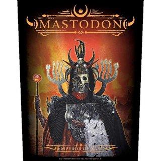 MASTODON Emperor Of Sand, バックパッチ