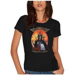 MASTODON Emperor Of Sand, レディースTシャツ