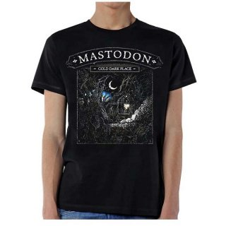 MASTODON Cold Dark Place, Tシャツ
