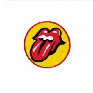 THE ROLLING STONES No Filter Tongue Logo, パッチ