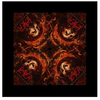SLAYER Repentless, バンダナ