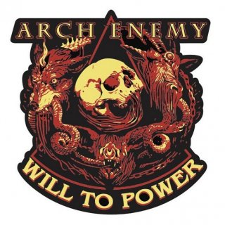 ARCH ENEMY Will To Power, ピンバッジ