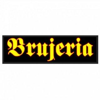 BRUJERIA Yellow Brujeria, パッチ