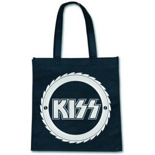 KISS Buzzsaw Logo, エコバッグ