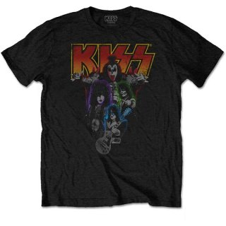 KISS Neon Band, Tシャツ