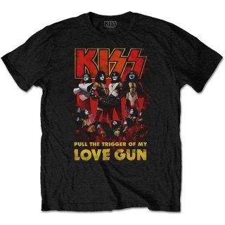 KISS Love Gun Glow, Tシャツ