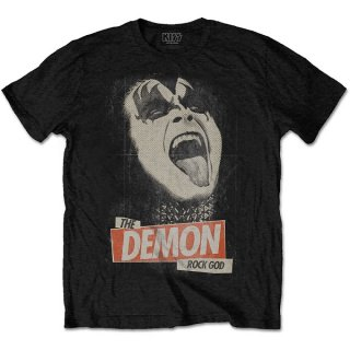 KISS The Demon Rock, Tシャツ