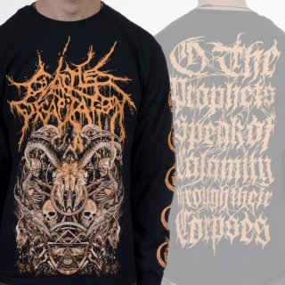 CATTLE DECAPITATION Bloodboy, ロングTシャツ