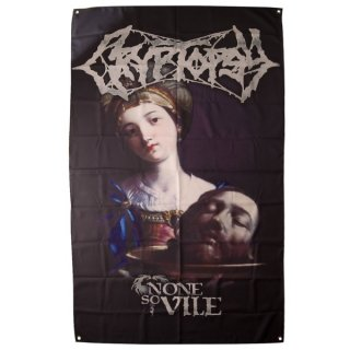 CRYPTOPSY None So Vile, 布製ポスター
