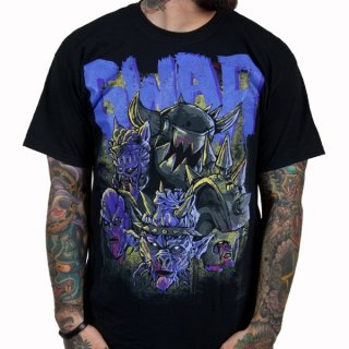 GWAR Destroyers Purple, Tシャツ