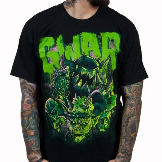 GWAR Destroyers Green, Tシャツ
