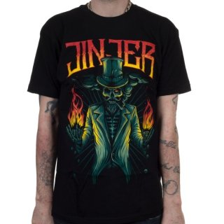 JINJER Plus Or Minus, Tシャツ