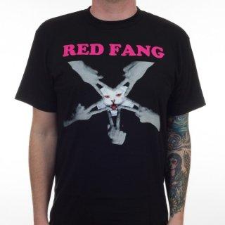 RED FANG Pentacat, Tシャツ